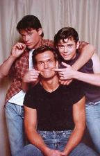 Stay Gold {The Outsiders} by ADRHarper