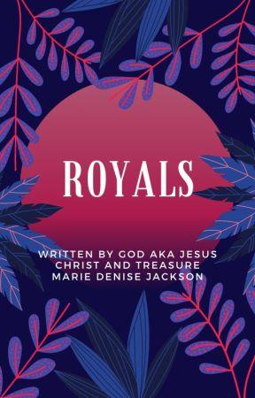 Royals by RedBeeSandAmber2