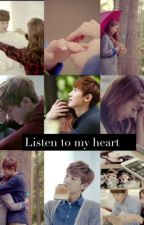 Listen to my heart~(Exo) (Park Chanyeol) by Jieun1224