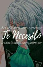 Te Necesito «[Lysandro x Armin]» by _LaLa-lu_