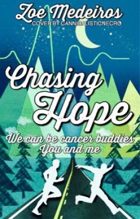 Chasing Hope (#1 of the Elements Duology)  Wattys2018 by ZoeTheMajorFangirl
