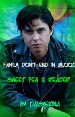 Family Don't End in Blood by DaisyErina