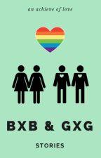 Rainbowlicious BoyxBoy GirlxGirl Stories! by AbsinnuV