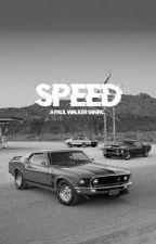 speed | paul walker by allstarrachel