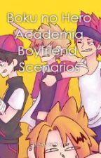 BNHA *Boyfriend Scenarios* by Hi_C_Sky