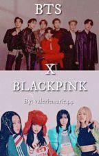BTS x BlackPink by valeriemarie44
