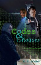 Codes and Emotions | Detroit Become  Human | Connor x OC by koulakoukoula