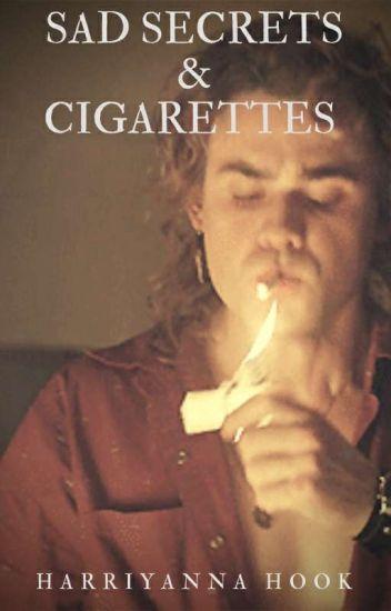 sad secrets and cigarettes {billy hargrove}