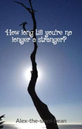 How long till you're no longer a stranger? by Alex-the-smol-bean