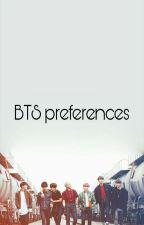 BTS Preferences by hoseok99