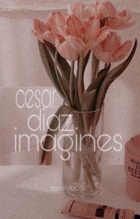 Cesar Diaz Imagines / on my block by thesandlotqueen