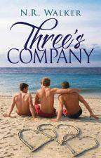 Os Três Companheiros (TRADUÇÃO) ─ NR Walker by gorgeousfaby