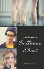 Ballerina Shoes by Samoramma1