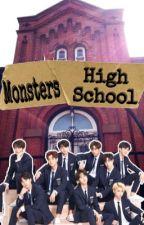 Monster HighSchool! Stray kids Fanfic by Gummysam77
