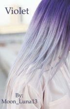 Violet   Damian Wayne  by Moon_Luna13