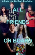 All Friends On Board (The Suite Life On Deck)⚓ by Fireleaves