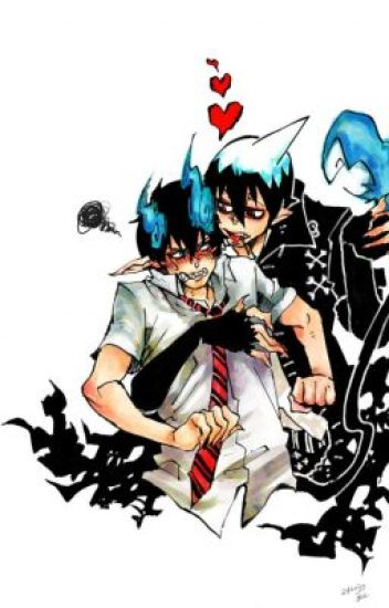 Candy Love BOYXBOY (RinXAmaimon) Blue Exorcist