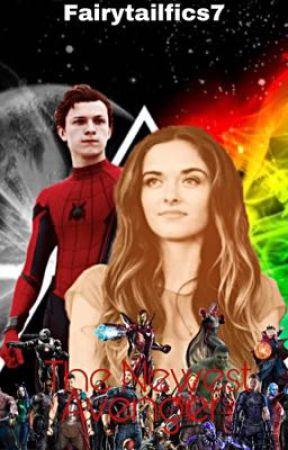 The Newest Avenger (Spiderman x MC) - II - Wattpad