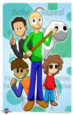 Ask or Dare Baldi's Basics in education and learning by RoxyFoxy328