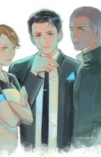 Detroit become human X reader [ONE SHOTS] by AngeryDeerMom