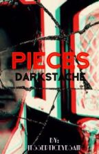 Pieces//DARKSTACHE   by ItsSepticeyeSam