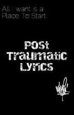 Post Traumatic Lyrics - Mike Shinoda by TenebrisGhosT