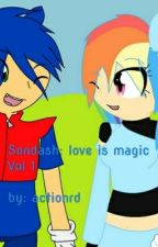 Sondash: love is magic. Vol: 1 by actionrd