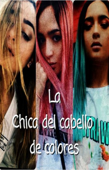 La chica del cabello de colores (Mini fanfic - Caché)