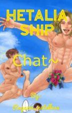 Hetalia chat~ by Ragazza_nutellosa by Ragazza_nutellosa