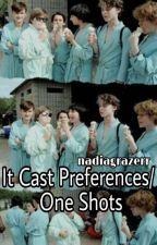 It Cast Preferences {♡} by nadiagrazerr