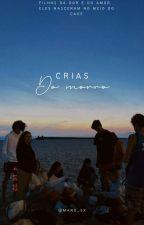 Crias do Morro by Manu_sx