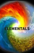 Elementals by dakodatheastronaut