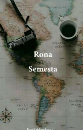 Rona Semesta by FaridaHandayani