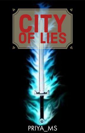 City of Lies by Priya_MS