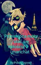 Przestępca może stać się miłością 《marichat》  by PolskiTygrys9