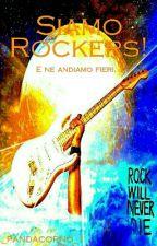 Siamo Rockers by _pandacorno_1