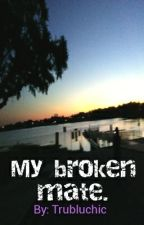 My broken mate.  by trubluchic