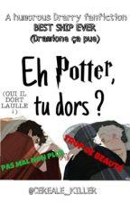 Eh Potter, tu dors ? by CEREALE_KILLER