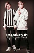 imagines #1 by storysmactinus