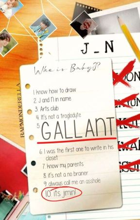 gallant ᨞ jjk & pjm by rapmonderella