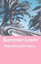 Summer Lovin' (Cashby) (boyxboy) by thekellinunderthevic