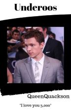 Underoos ↠ Tom Holland Gif Imagines by QueenQuackson