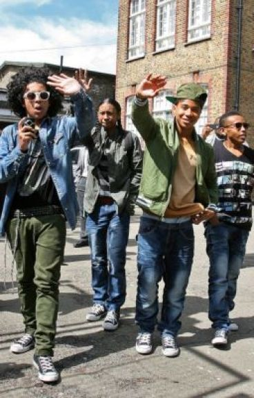 Bad Boys Mindless Behavior love story