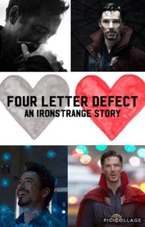 Four Letter Defect-IronStrange  by patriotgirl16