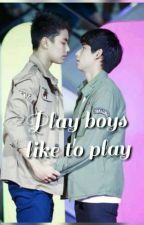 Play Boys Like To Play (A BookFrame fanfic)  by BTS_kpop_1223