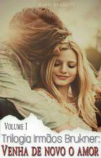 Trilogia Irmãos Brukner: Venha de novo o amor (Vol. 1) by RayhBennett