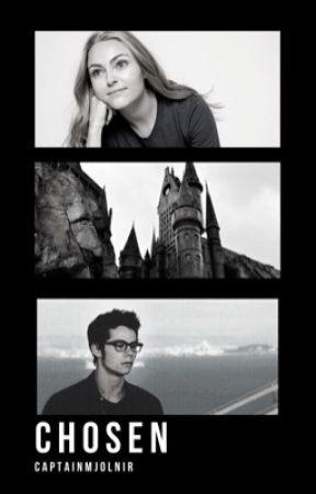 Chosen    Harry Potter by 24Stiles920