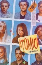 Atomica ↠ Peter Parker by Iydiamartin