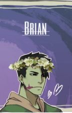 B R I A N   |   Monster Prom by I_g_n_o_r_a_n_t