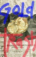 golden trashbag; graphics by partikelmicin